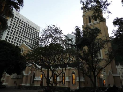 English Church HK