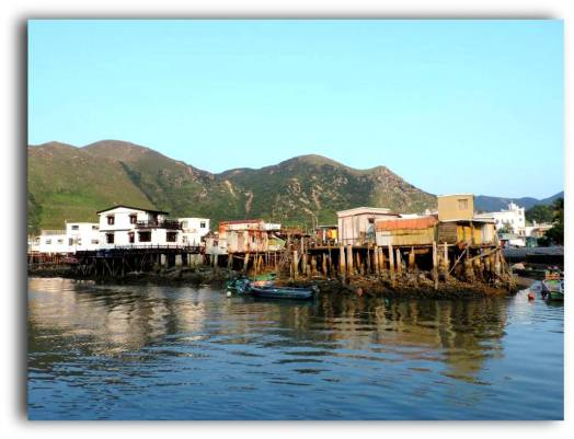 HK fishing village 1-001