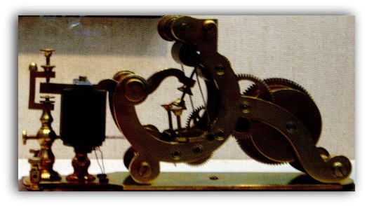 early Morse telegraph