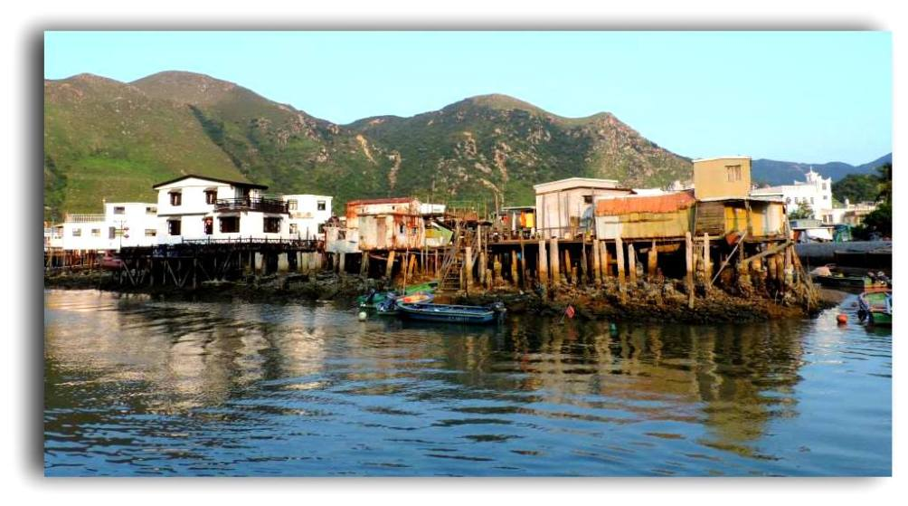 HK fishing village 1