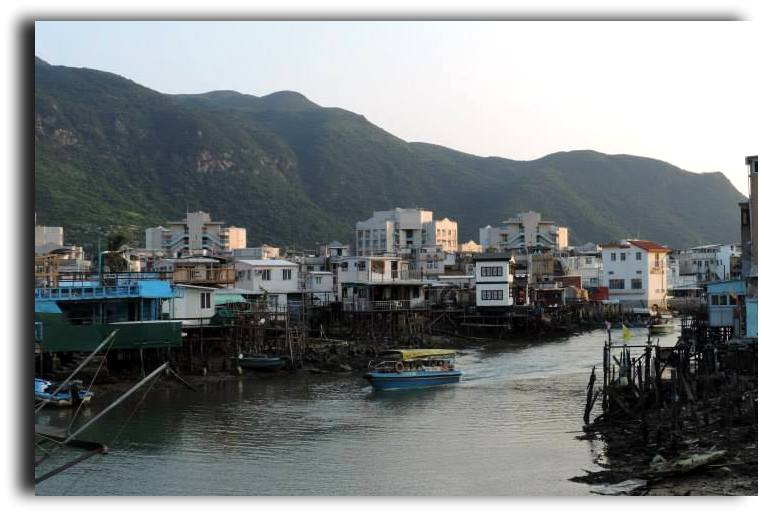 HK fishing village 2