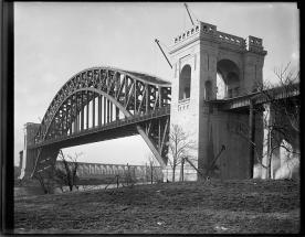 Hell Gate Bridge LOC