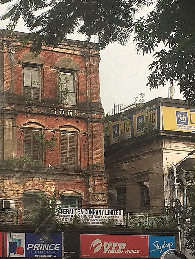 India 2019 old building
